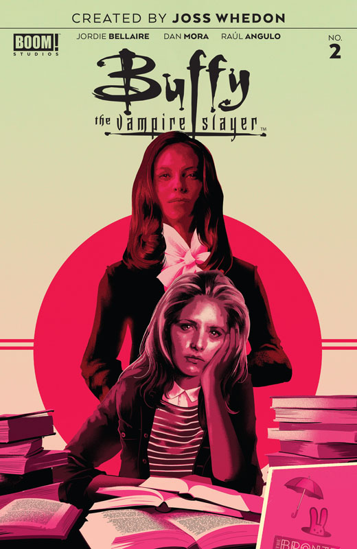 Buffy the Vampire Slayer Vol.2 #1-4 (2019)