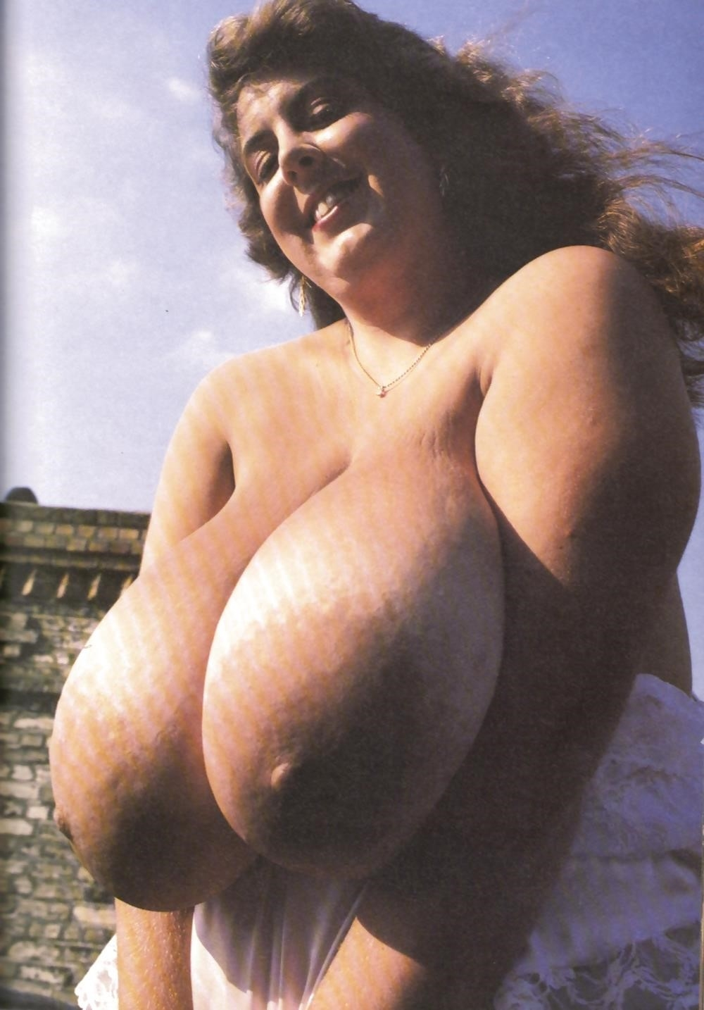 Biggest tits in the world pics-2025