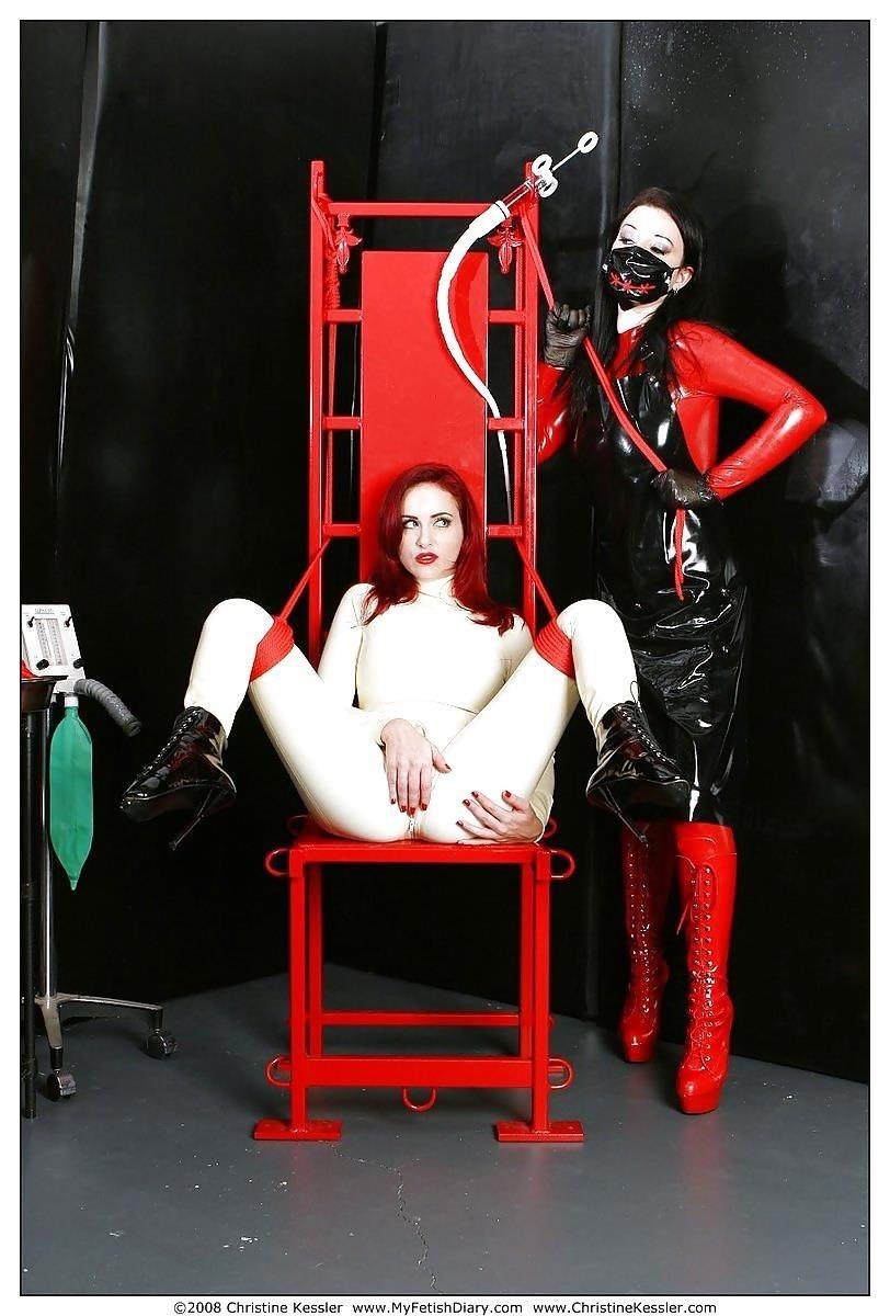 Lesbian medical bondage-2064