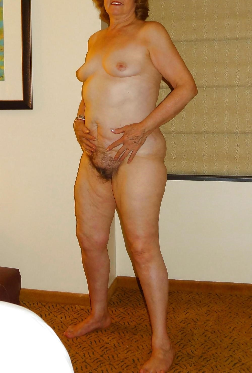Amateur hairy wife pics-5752