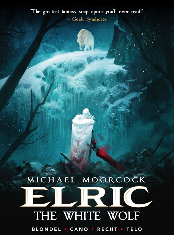 Elric - The White Wolf v01 (2018)