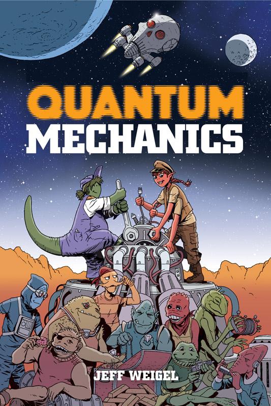 Quantum Mechanics (2018)
