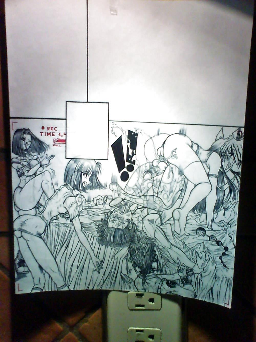 Black lesbian strapon orgy-4541