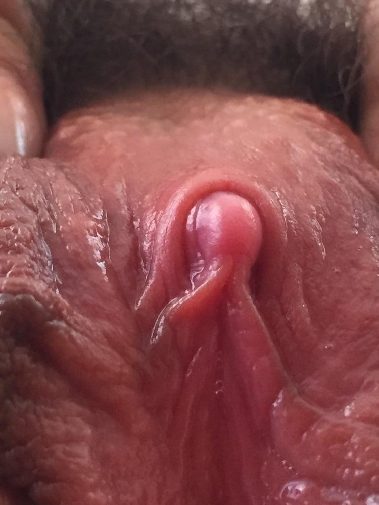 Having a big clitoris-5530