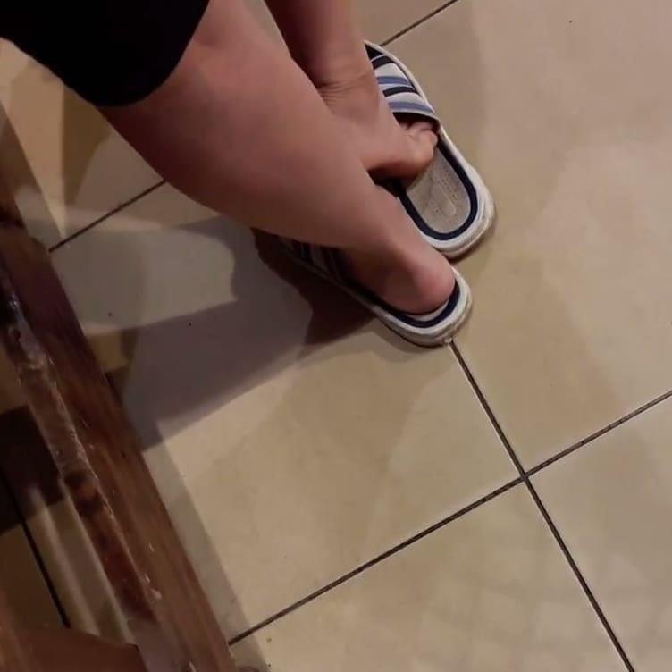 Candid feet porn-4413