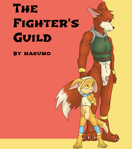 [Makumo] The Fighter's Guild (furry, comix, eng)
