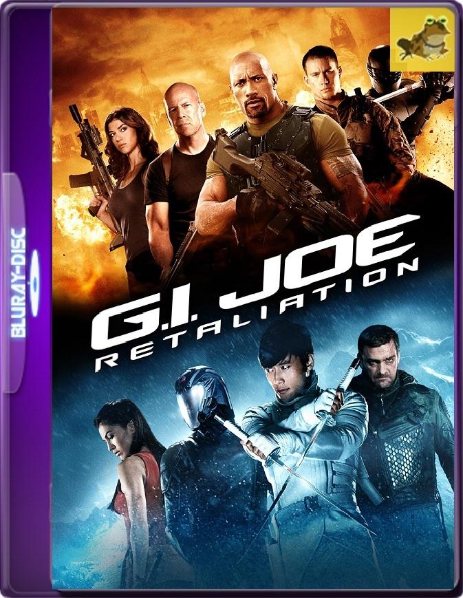 G.I. Joe: El Contraataque (2013) Brrip 1080p (60 FPS) Latino / Inglés