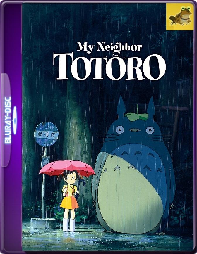 Mi Vecino Totoro (1988) Brrip 1080p (60 FPS) Latino / Japonés