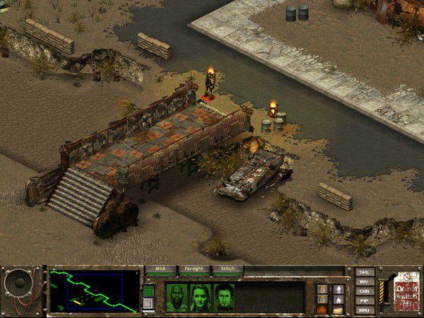 Fallout Tactics Captura 2