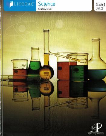 Alpha Omega 5th Grade Science 502