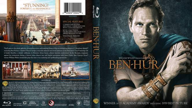 Ben-Hur (1959) BRRip 720p Audio Trial Latino-Castellano-Ingles