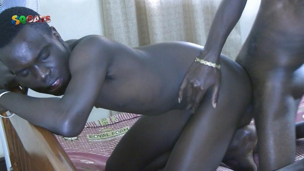 Black african anal sex-4745