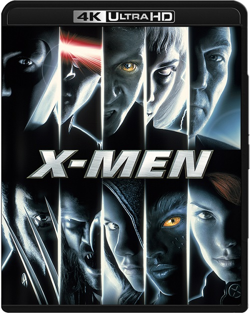 X-Men (2000) MULTi.EUR.2160p.UHD.Blu-ray.HDR.HEVC.DTS-HD.MA.5.1-COASTER   Lektor i Napisy PL