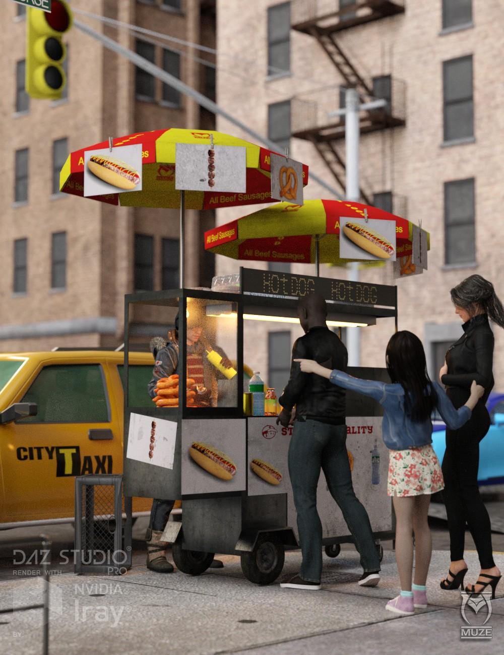 City Food Cart