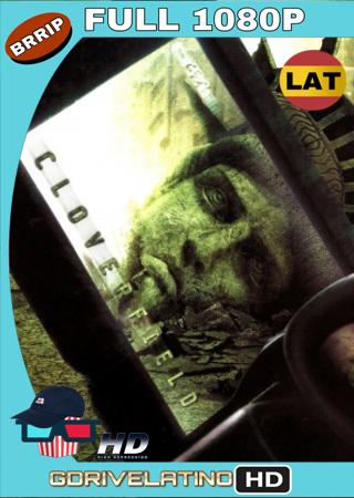 Cloverfield Monstruo (2008) BRRip Full 1080p Audio Trial Latino-Castellano-Ingles MKV
