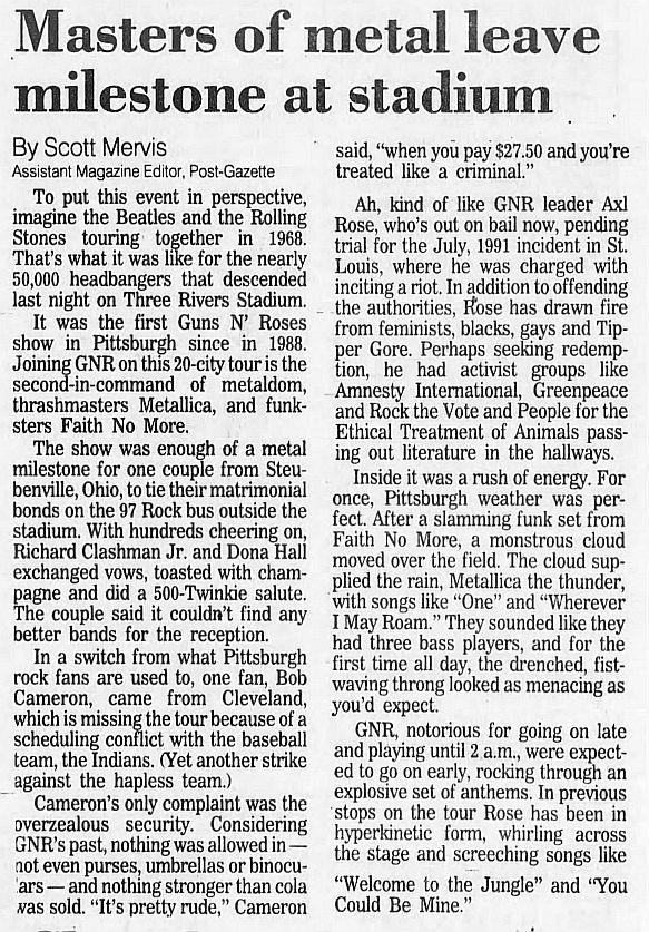 1992.07.26 - Three Rivers Stadium, Pittsburgh, USA WuIwF36W_o
