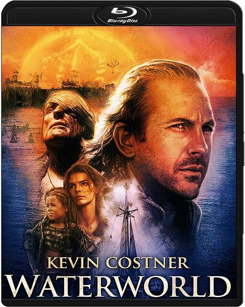 Wodny świat / Waterworld (1995) MULTi.720p.BluRay.x264.DTS-DENDA / LEKTOR i NAPISY PL