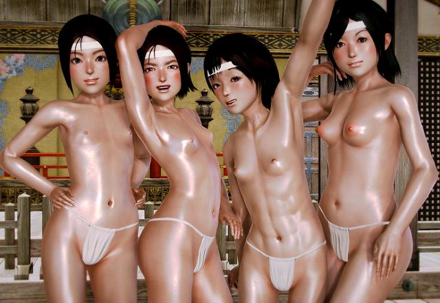[じさい園 (zisai-en)] 3D art pack (UPD)