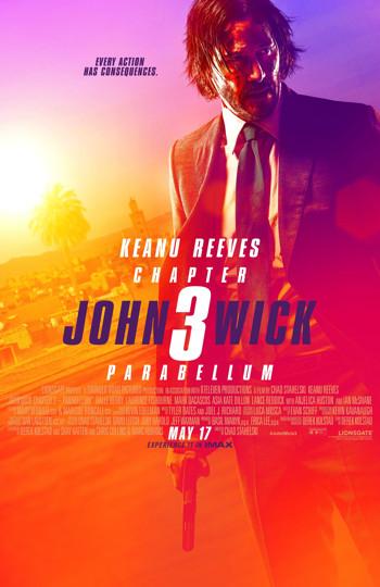 John Wick: Chapter 3 - Parabellum (2019) 720p BRRip 1.2GB