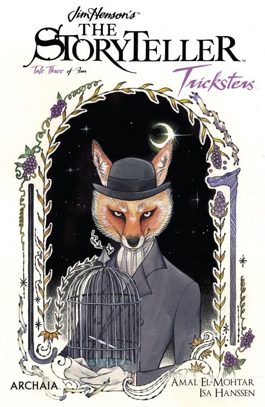 Jim Henson's The Storyteller - Tricksters #1-4 (2021)