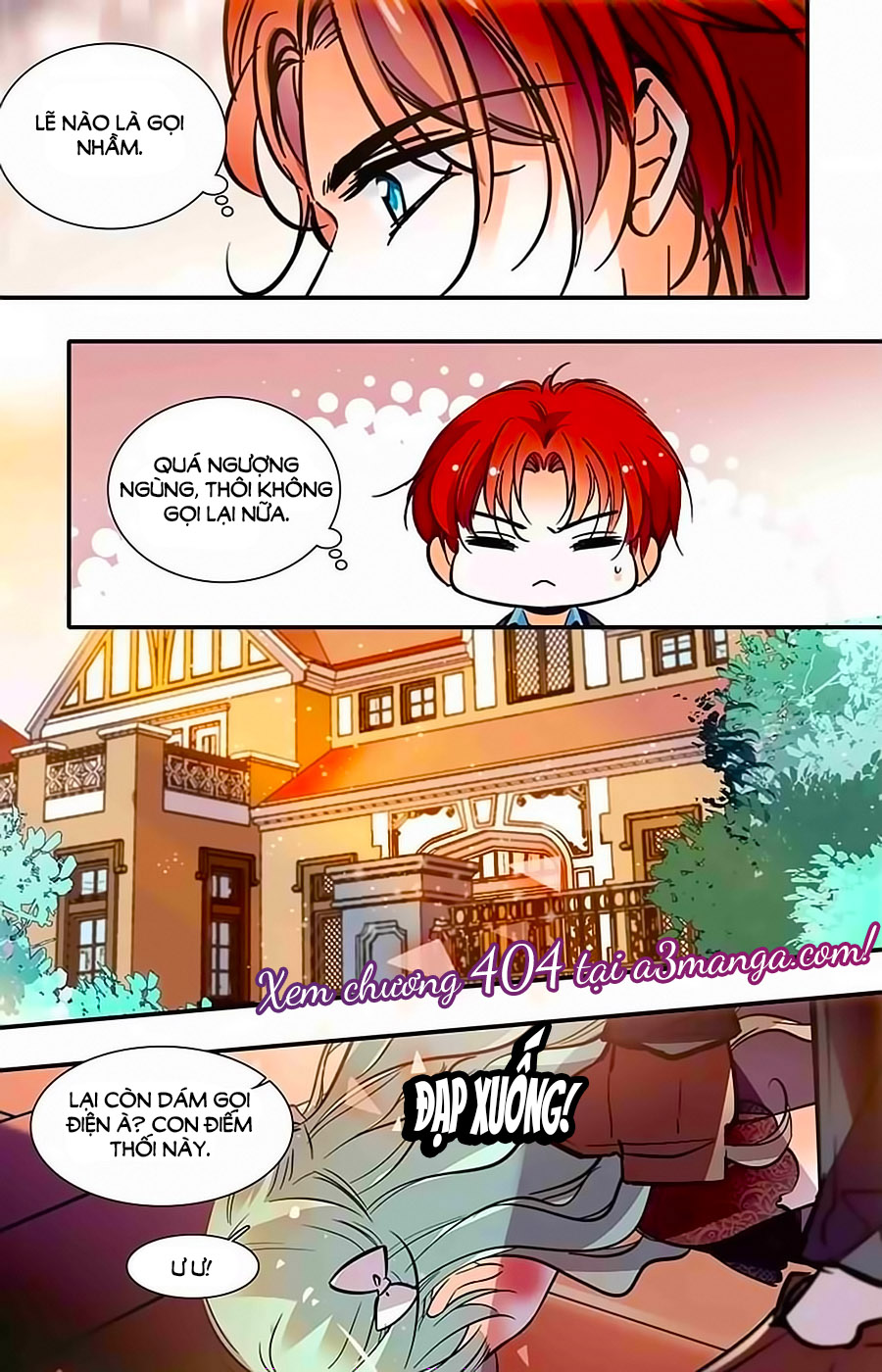999 Nụ Hôn Bá Đạo Của Nam Thần - Chap 403