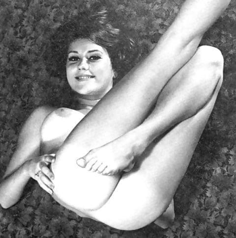 Vintage feet fetish-7017