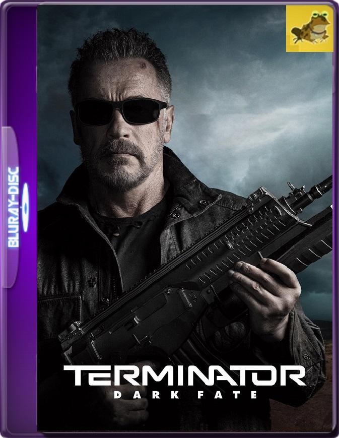 Terminator: Destino Oculto (2019) Brrip 1080p (60 FPS) Latino / Inglés