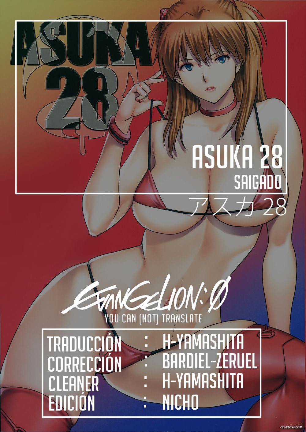 ASUKA 28 (Neon Genesis Evangelion)