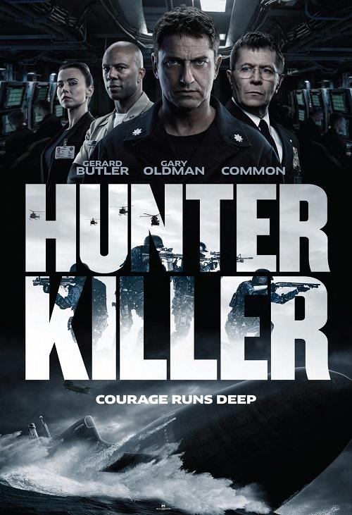 Ocean ognia / Hunter Killer (2018) MULTi.720p.BluRay.x264.AC3-DENDA / LEKTOR i NAPISY PL