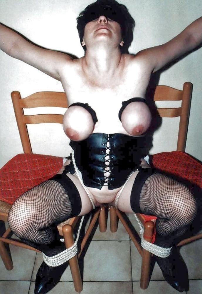Porn tit bondage-7688
