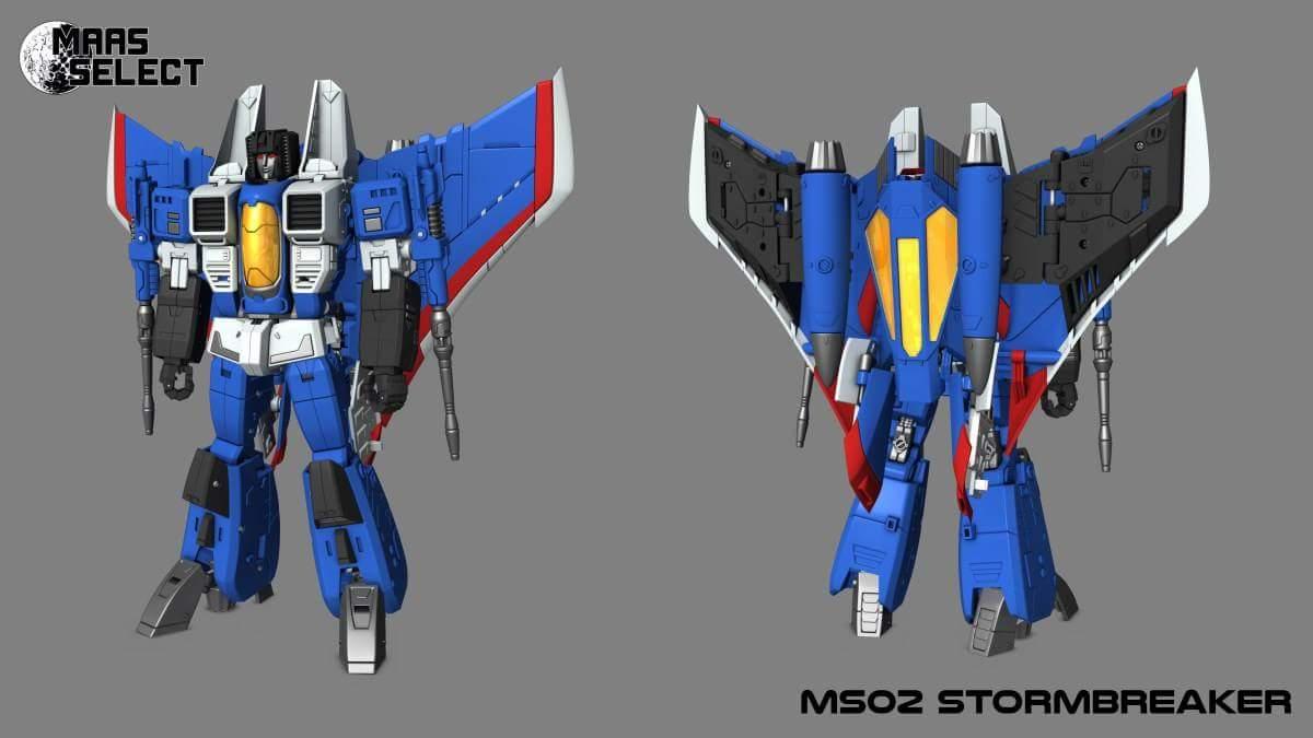 [MAAS Toys] Produit Tiers - Jouets TF de la gamme Cybertech Series (mode Cybertronien) + Gee Too (G2) - Page 2 UVdTi2Fm_o
