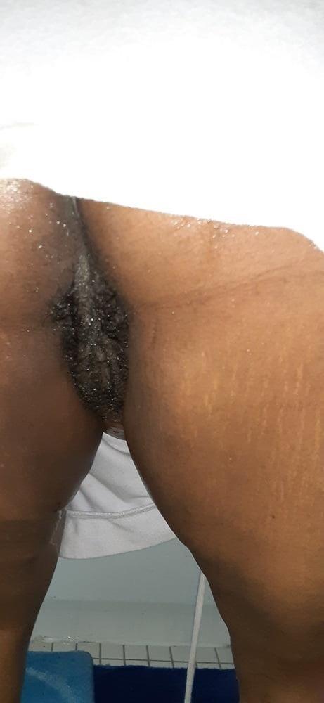 Ebony caught porn-4724