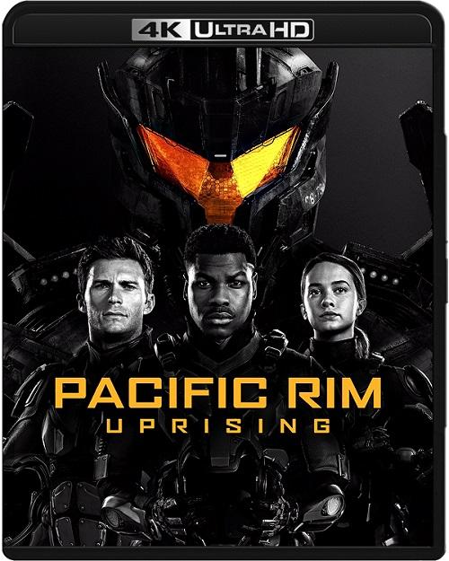 Pacific Rim: Rebelia / Pacific Rim: Uprising (2018) MULTi.REMUX.2160p.UHD.Blu-ray.HDR.HEVC.ATMOS7.1-DENDA / DUBBING i NAPISY PL