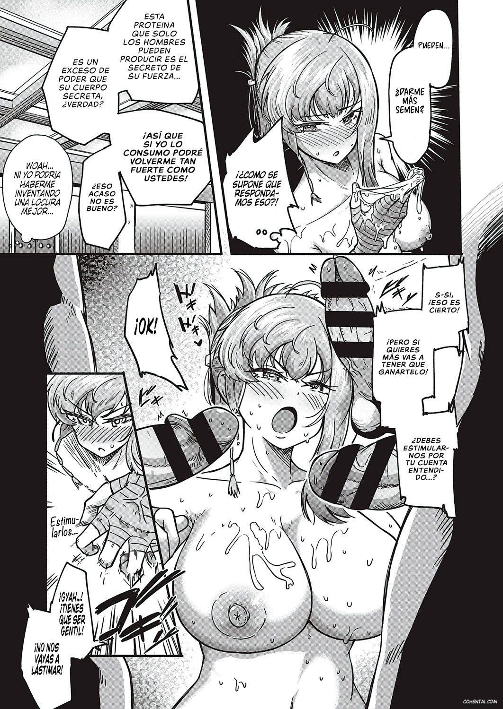 Tsuyo sa no Himitsu! (Comic ExE 29)