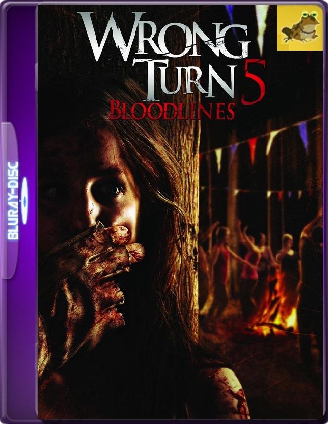 Camino Hacia El Terror 5: Límite Sangriento (2012) Brrip 1080p (60 FPS) Latino / Inglés