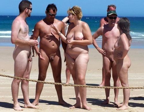 Mature nude beach pic-9120
