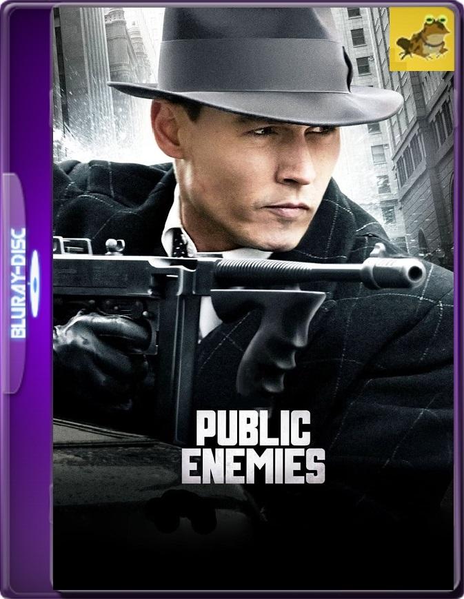 Enemigos Públicos (2009) Brrip 1080p (60 FPS) Latino / Inglés