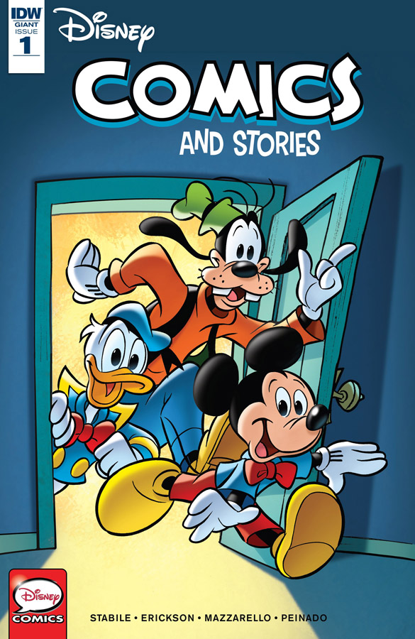 Disney Comics and Stories #1-8 (2018-2019)