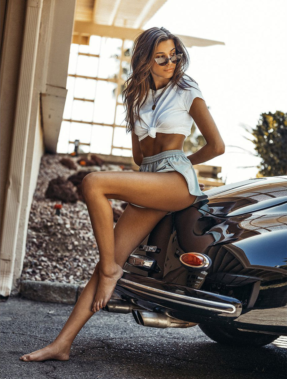 Charlotte dAlessio by Kesler Tran / Gooseberry Delight