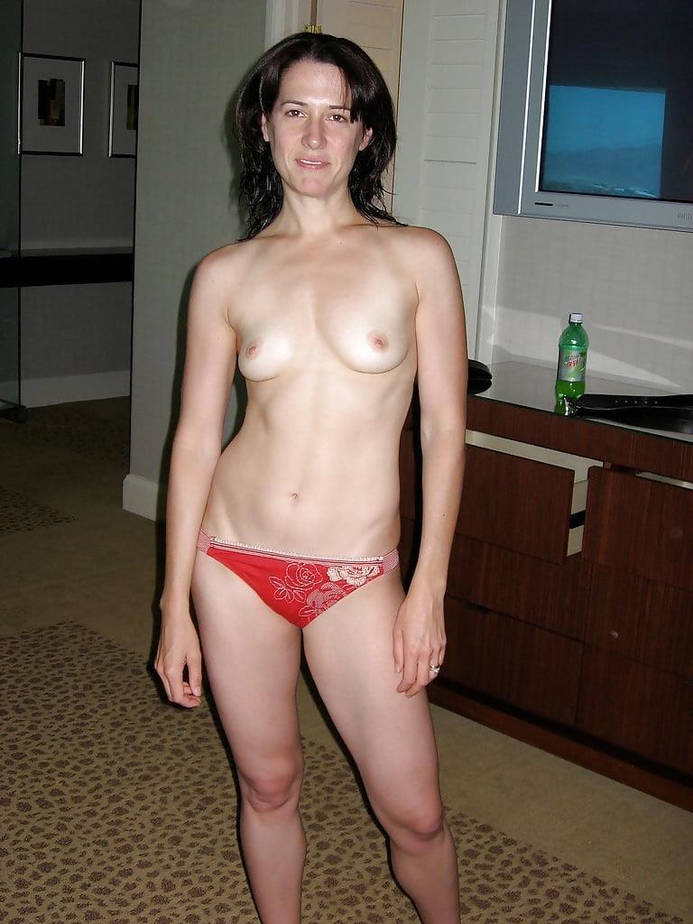 Hairy nude older women-3659