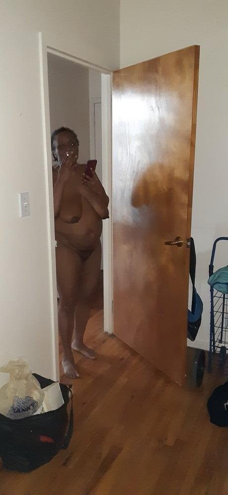 Ebony caught porn-9165