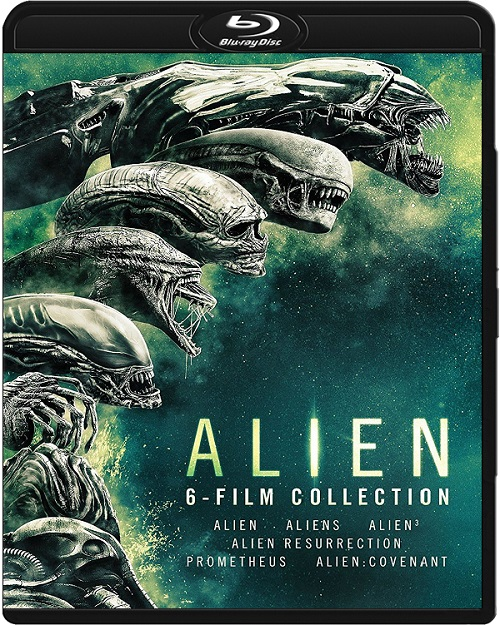 Obcy / Alien (1979-2017) COLLECTION.MULTi.720p.BluRay.x264.DTS.AC3-DENDA / LEKTOR i NAPISY PL