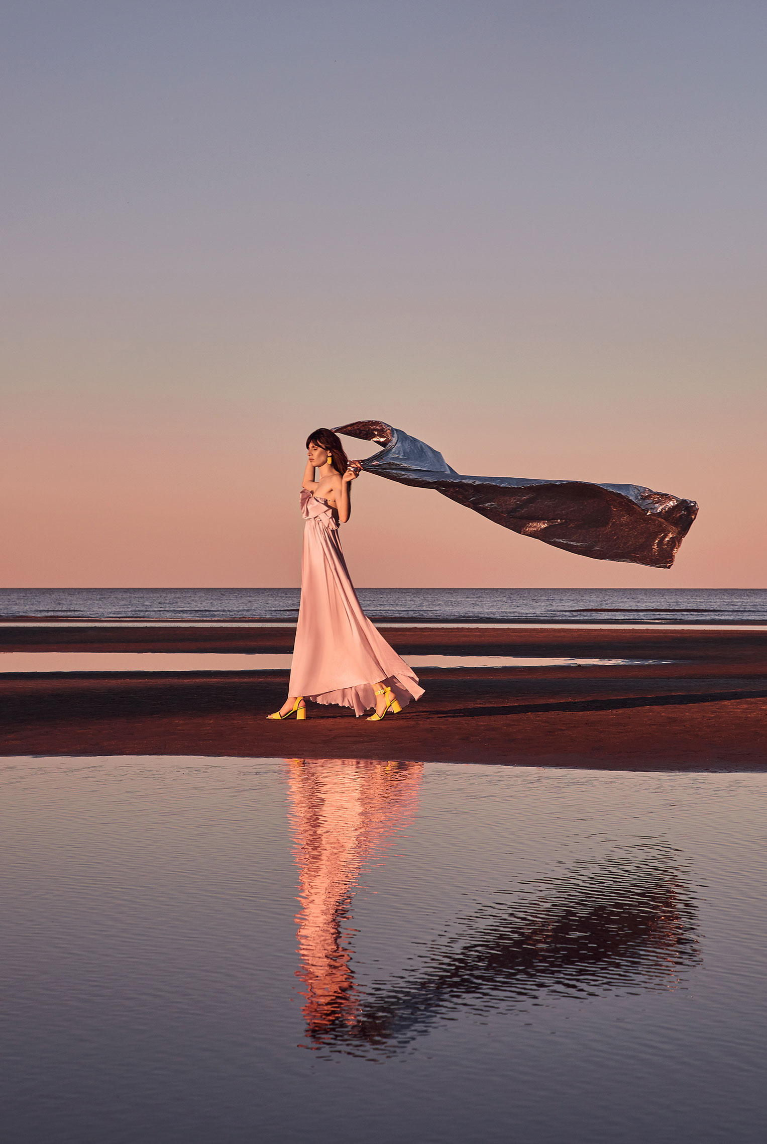 Sabrina Ioffreda by Natasha Ygel / Harper's Bazaar Argentina february 2019