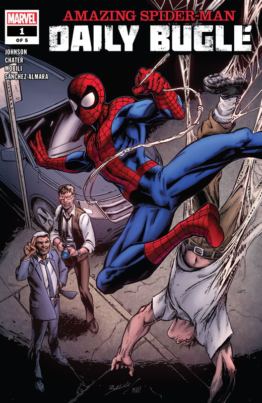 Amazing Spider-Man - The Daily Bugle 01 (of 05) (2020)