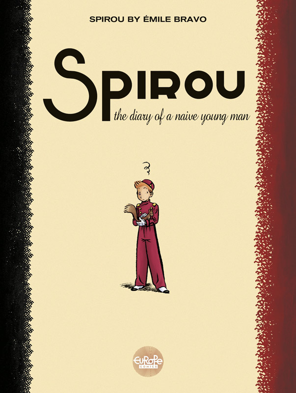 Spirou. The Diary of a Naive Young Man (2018)