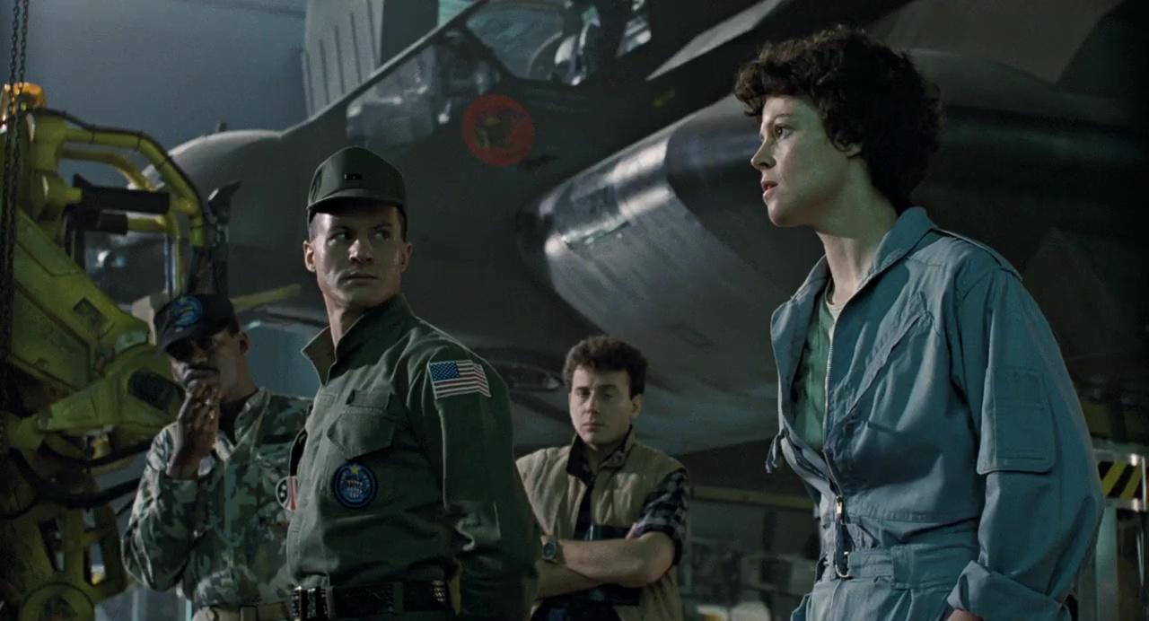 Alien 2 El Regreso 720p Lat-Cast-Ing 5.1 (1986)
