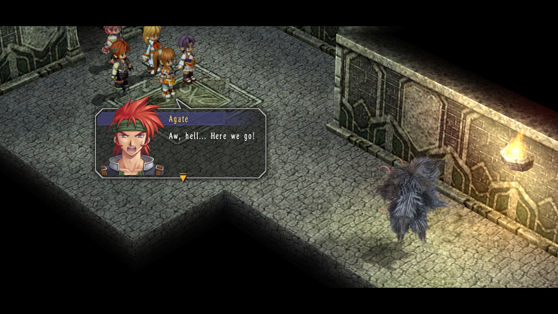 The Legend of Heroes: Trails in the Sky SC Captura 3