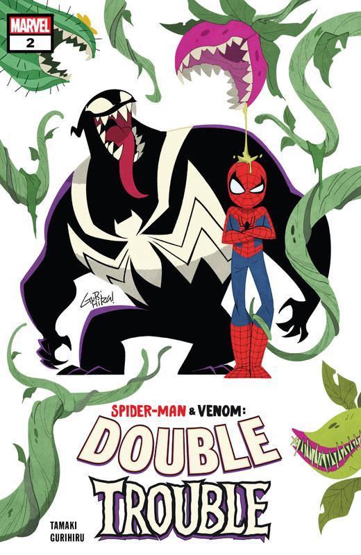 Spider-Man & Venom - Double Trouble #1-4 (2020) Complete