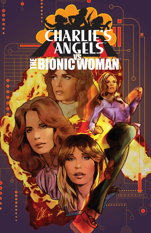 Charlie's Angels vs. the Bionic Woman 001 (2019)