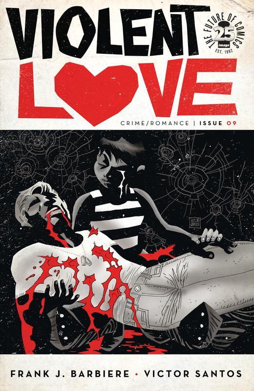 Violent Love #1-10 (2016-2017) Complete